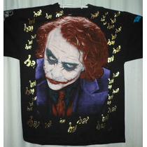 Playera The Jocker Dc Comics!!!