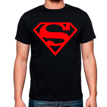 Playera Superboy Dc Comics Geek Modelos Mayoreo Catalogo