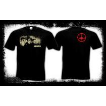 Amduscia Camiseta Electro Dark Ebm Industrial