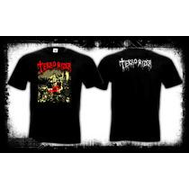 Terrorizer - World Downfall Camiseta Grindcore Death Metal