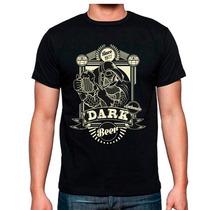 Playera Star Wars Dark Beer Of Vader Mas Catalogo Mayoreo
