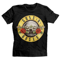 Guns N Roses Playera Caballero Original Toxic Official