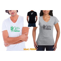 Playera Gay Diversidad Sexual Natural Mod. P8004