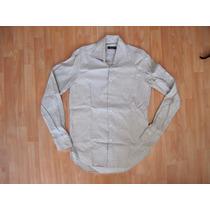 Vendo Camisa De Vestir Marca Zara Nueva