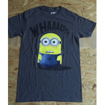 Playera Unisex Mi Villano Favorito Minion Original