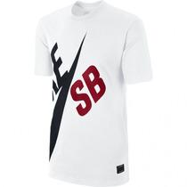 Playera Nike Sb Big Logo Skate Skateboard