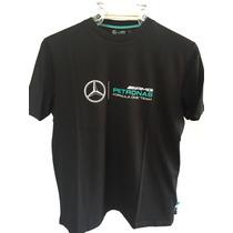 Playera F1 Mercedes Amg Petronas Original