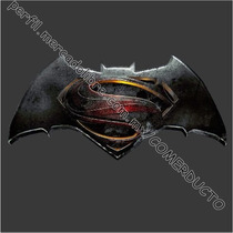Playera Batman Vs Superman Dawn Of Justice Gris Osc Zpao