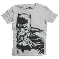 Playera Gotham Knight Mascara De Latex Batman Dc