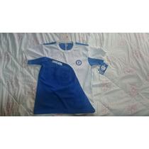 Playera Cruz Azul Original Para Niño