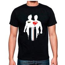 Playera Batman V Superman Dawn Of Justice Amplio Catalogo