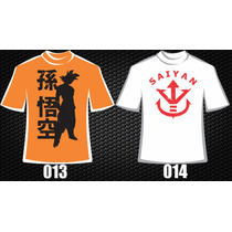 Playeras Dragon Ball Z