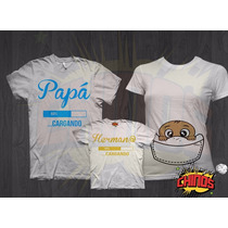 Playera Embarazada, Maternidad, Baby Shower, Divertidas