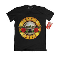 Playera Guns N´ Roses Oficial Rock Original Metal