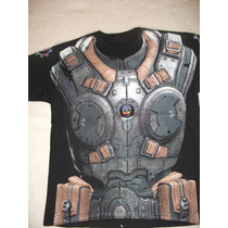 Playeras Videojuegos X Box Gears Of War