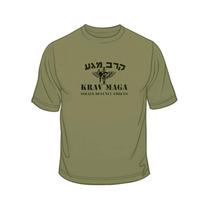 Camiseta Krav Maga Idf