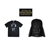 Star Wars Darth Vader Tee C/ Estuche Licencia Oficial De Usa