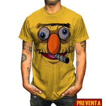 Playera Marca King Monster Mod: Beto Pach.. En Vandalos