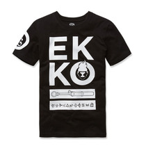 Playera Ekko De League Of Legens Con Nombre De Invocador