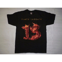 Black Sabbath Playera Talla M