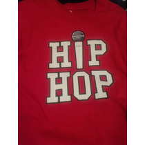 Playera Asfalto Df Hip Hop (mc)