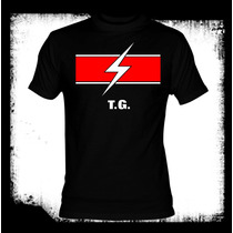 Throbbing Gristle - Logo Industrial Ebm Psychic Tv Front 242