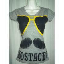 Playera Mostacho!!