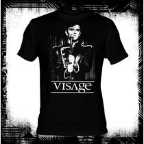 Visage Night Train Camiseta New Wave Depeche Mode Morrissey