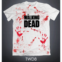 Playeras The Walking Dead Apocalipsis Zombies Daryl Dixon