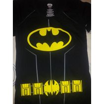 Playera Batman (batgirl) Original Dc Comics Importada