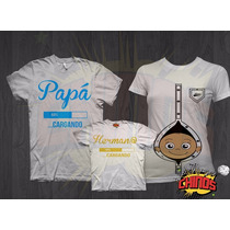 Playera Embarazada, Baby Shower, Maternidad, Familiar