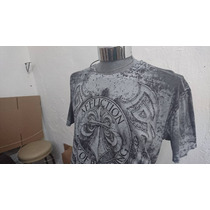 Playera Affliction Day Of Reckoning Talla Xl