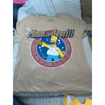 Playera Original The Simpsons