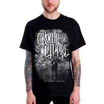 Crown The Empire, Playera Unreal Envio Gratis