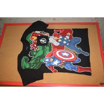 Playera Avengers Niño 10-12 Años Disney Store
