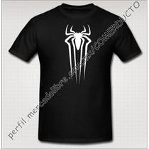 Playera Amazing Spider Man Negra 2 Playera Hombre Araña Yybk