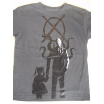 Playera Slenderman