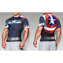 Playera Gym /casual Under Armour Alter Ego Hero Envio Gratis