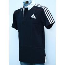 Playera Adidas Polo Para Hombre 100% Algodón