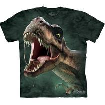 Playera 4d - Unisex -- 3567 T-rex