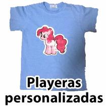 Playeras Personalizadas Para Niño