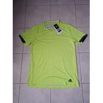 Playera Adidas Climachil Nueva Talla Mediana Original Etique