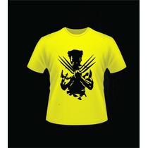 Playera Wolverine