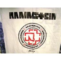 Playera Rammstein Concierto/tour 2010