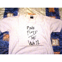 Playera Pink Floyd The Wall