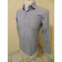 Camisa Hugo Boss T-l Nueva Original Regular Fit