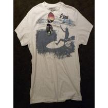 Camiseta T-shirt Aeropostale Impresa Talla Xxl
