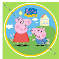 Playera Peppa Y George Playeras Pepa La Cerdita Peppa Pig