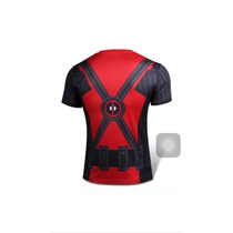 Playera Deadpool Sublimada, Nueva, Tallas Mediana Y Grande