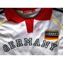 Playera Alemania Futbol (eurocopa 2008)